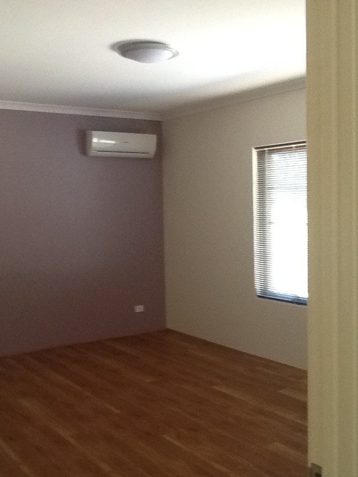 Canning Vale Completed Repairs Bedroom