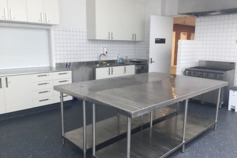 New Commercial Kitchen