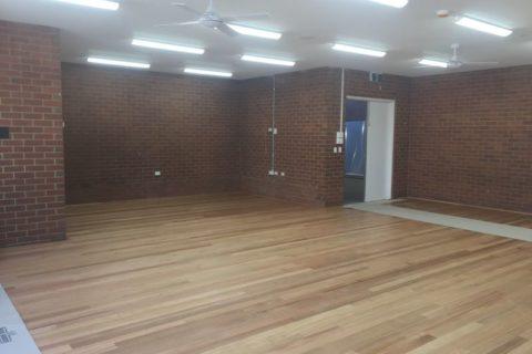 New Dance Hall