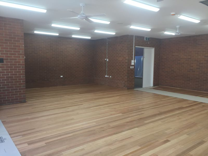 New Dance Hall